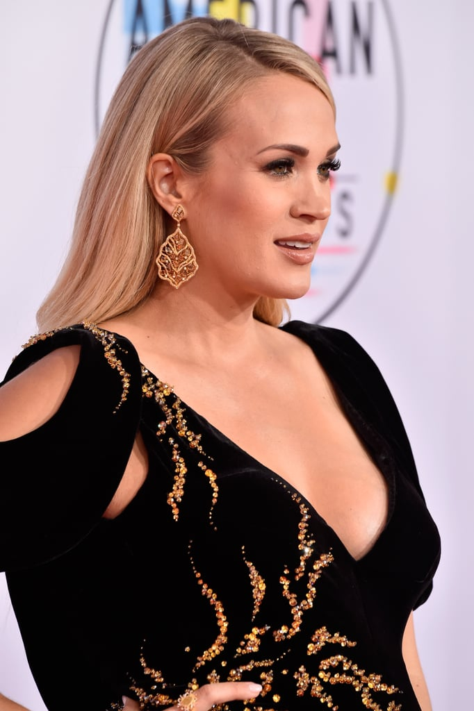 Carrie Underwood's AMAs Dress 2018
