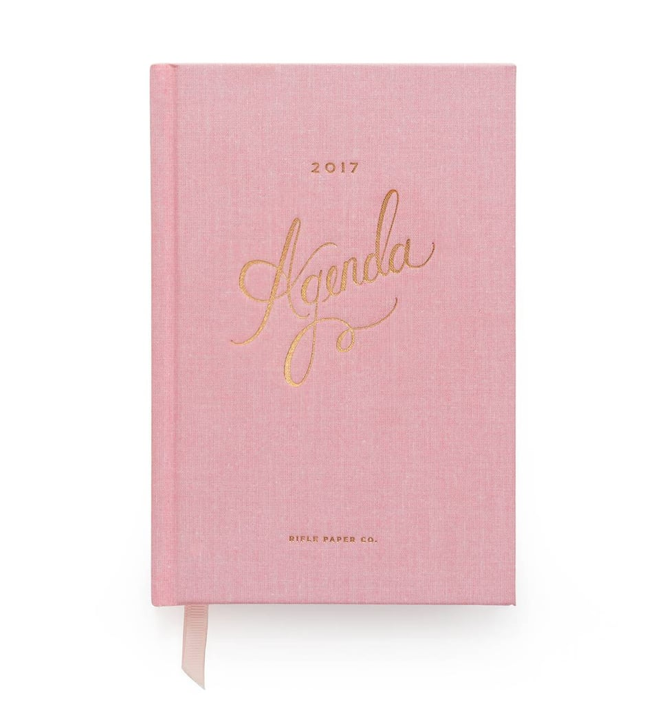 Rifle Paper Co. Everyday 12-Month Agenda ($30)
