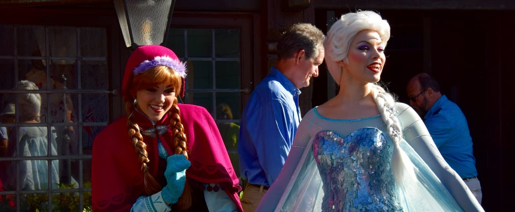 Check Out Disney's New Frozen Attraction That's Officially Open For Fans