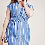 Pilcro Striped Dress