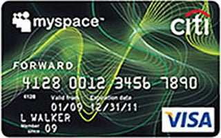 Myspace And Citibank Launch New Credit Card Popsugar