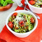 Corkscrew Pasta With Versatile Pesto Sauce