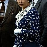 Queen Elizabeth II in San Diego in 1983.
