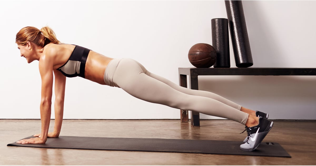 How Can I Learn To Do Push Ups Popsugar Fitness