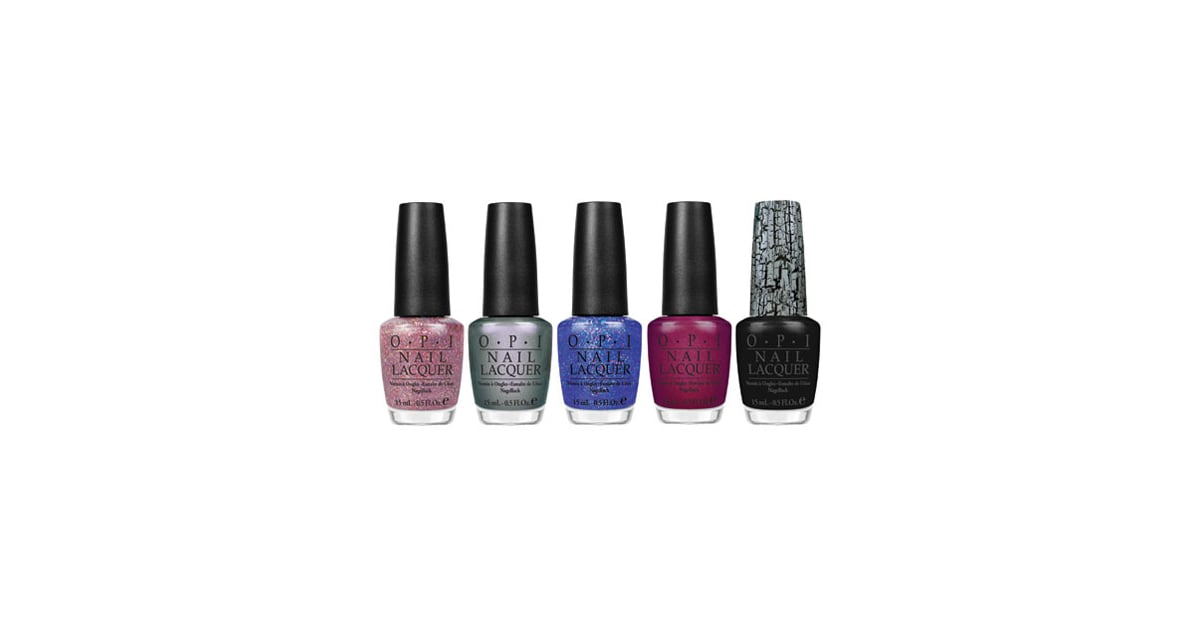 Katy Perry Nail Polish Collection With OPI | POPSUGAR Beauty