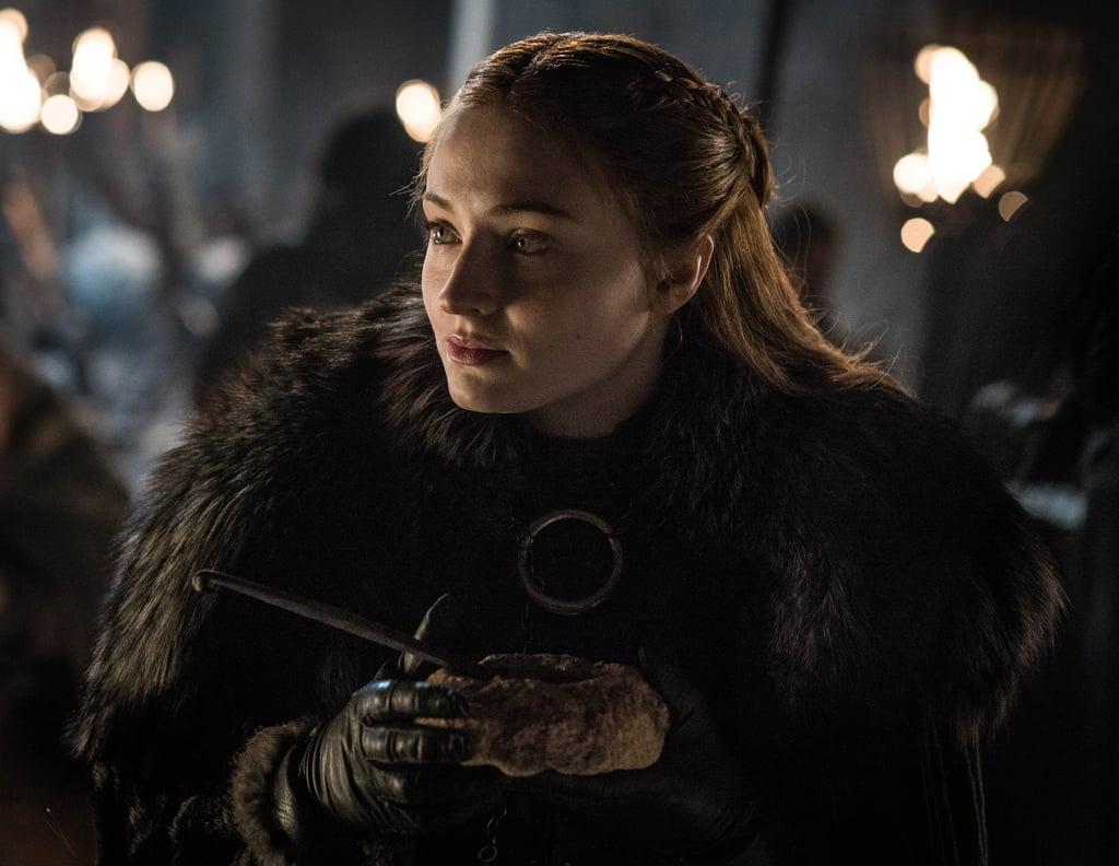 Libra (Sept. 23-Oct. 22): Sansa Stark