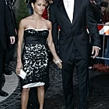 Jada Pinkett Smith and Will Smith went to Tom and Katie's wedding.