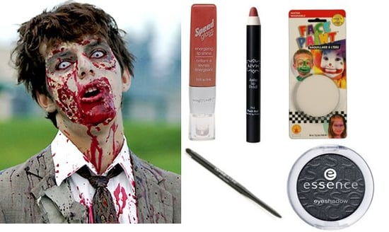 How to Create an Easy Halloween Zombie Makeup Look