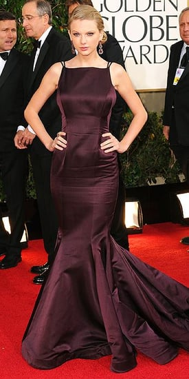 Taylor Swift(2013 Golden Globes Awards)