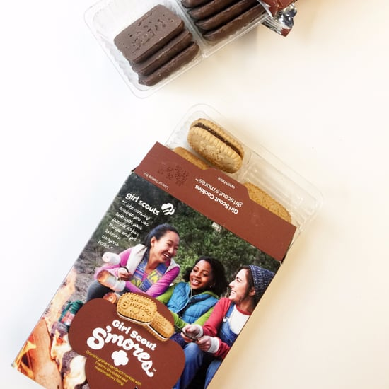 Girl Scout S'mores Review
