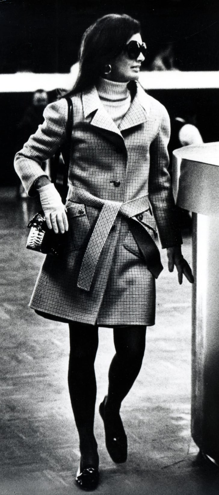 Jackie Kennedy Fashion: Classic Style Icons: Old School And New