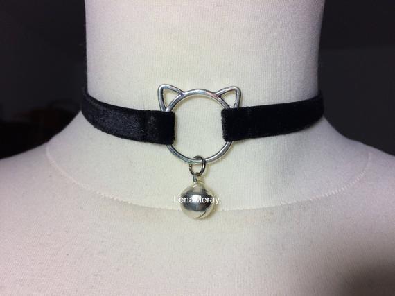 Lena Meray Kitten Collar