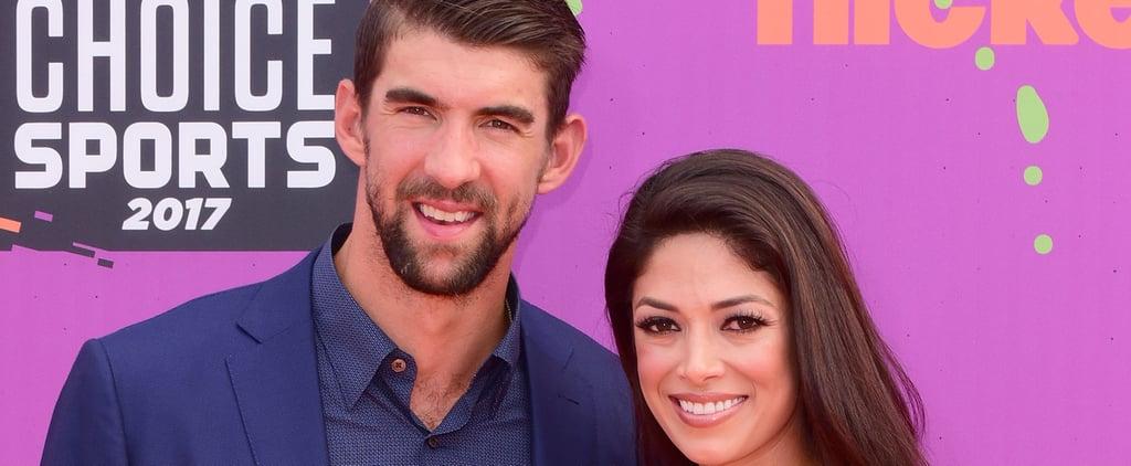 Michael Phelps and Nicole Johnson Expecting Third Child