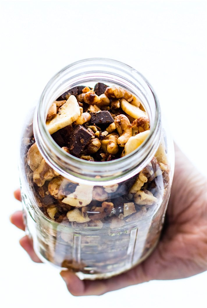 Slow-Cooker Chunky Monkey Trail Mix
