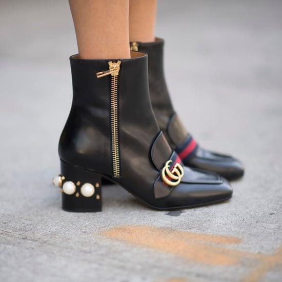 Embellished Shoes 2018