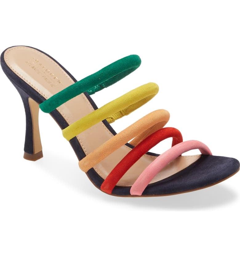 Halogen x Atlantic-Pacific Ambrosia Slide Sandals