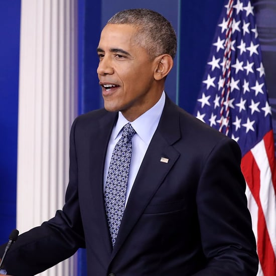 President Obama's Last Press Conference Advice