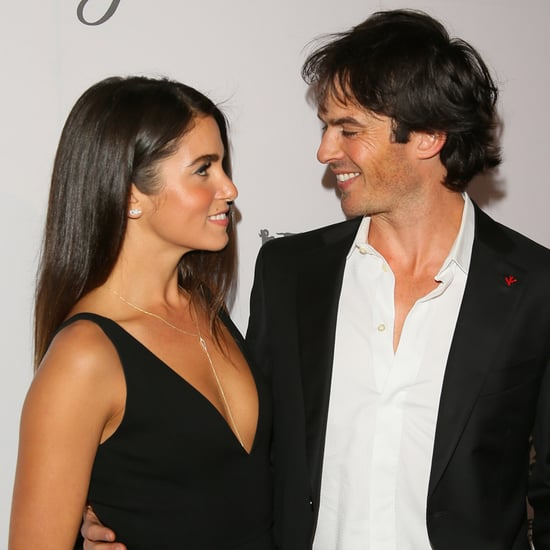 Ian Somerhalder and Nikki Reed at Humane Society Gala 2016