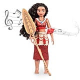 For 5-Year-Olds: Disney Moana Singing Feature Doll Set