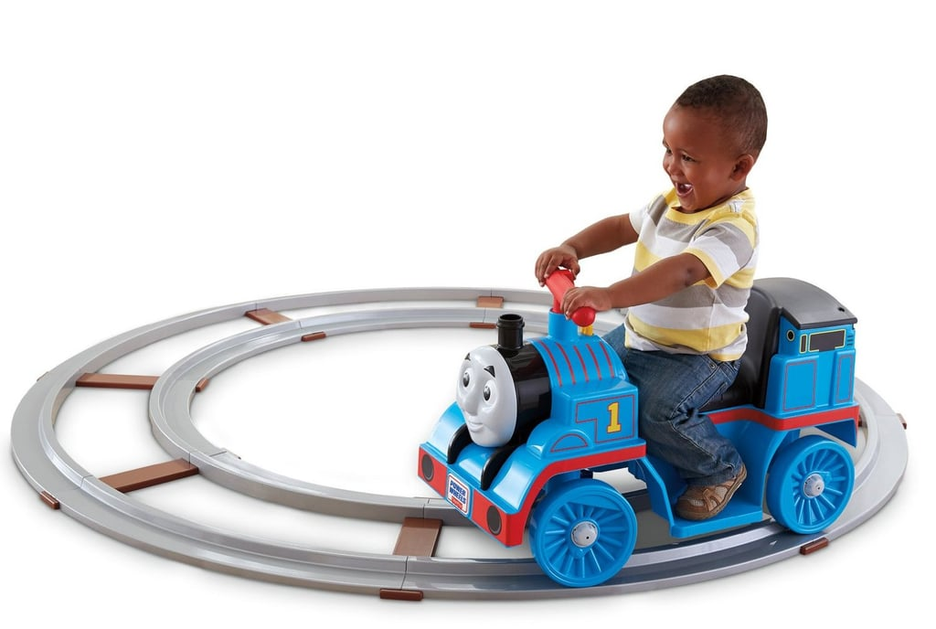 Power Wheels Thomas the Train Thomas With Track