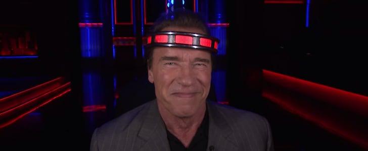 Arnold Schwarzenegger and Jimmy Fallon Brainstorm Video