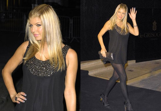 Fergie Toys With My Emotions (About Her Fashion)