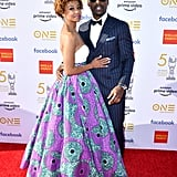 Sterling K. Brown and Ryan Michelle Bathe NAACP Image Awards