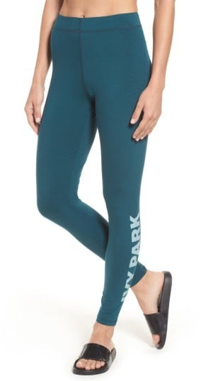 8d42641764bb00 Ivy Park Women's Logo Ankle Leggings | Best Fitness Gifts | POPSUGAR ...