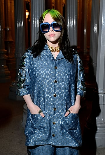 Harry Styles and Billie Eilish Star in Gucci Ouverture Film