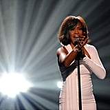 Whitney Houston at the 2009 American Music Awards
