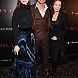 Matthew McConaughey Says Diane Lane Was His First Crush