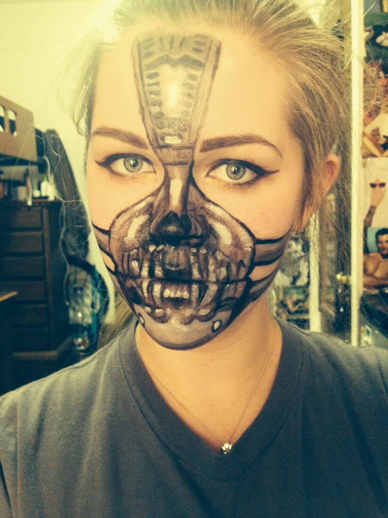 Bane of Your Existence | Halloween Makeup Ideas From Reddit