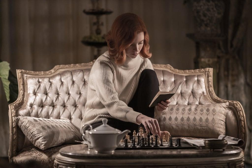 Knitwear: Oversize Roll-Neck Sweaters