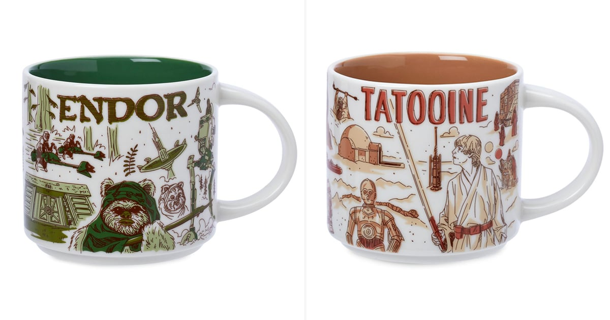 Starbucks Just Released a New Star Wars Mug Collection with Disney, and They're Already Selling Out