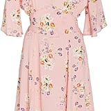 ByTiMo Floral Tie Dress