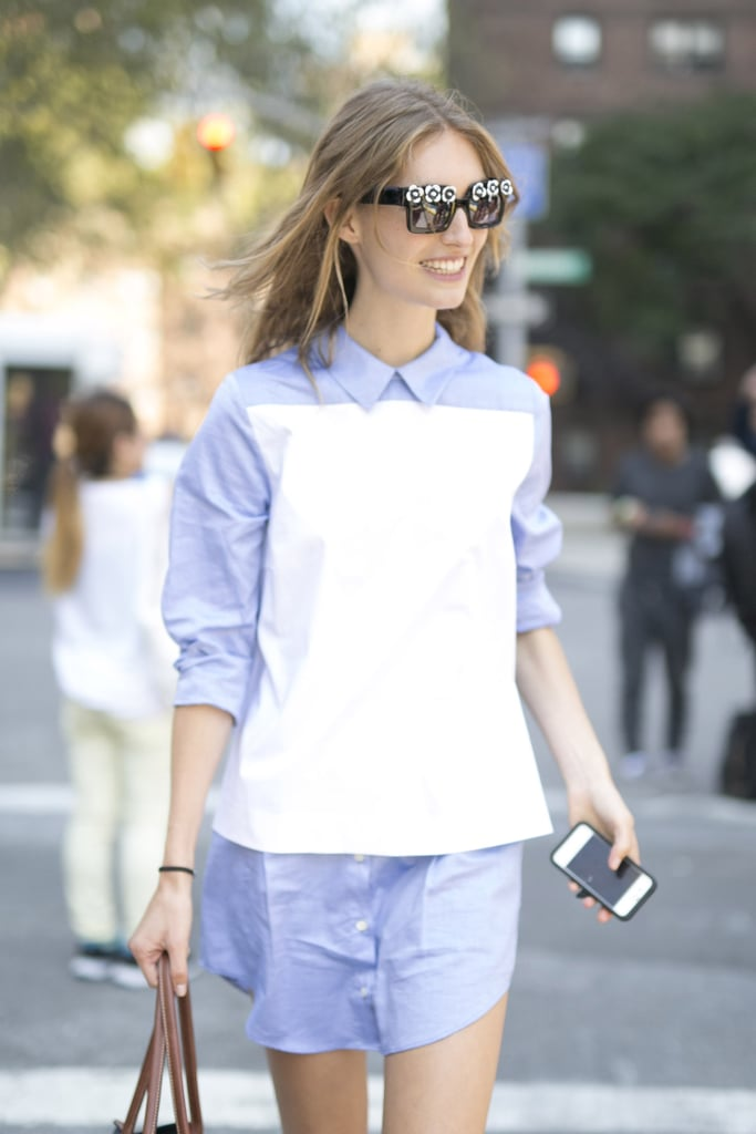 Shirtdresses are among our favorite office essentials come Summer — as polished as they are breezy.