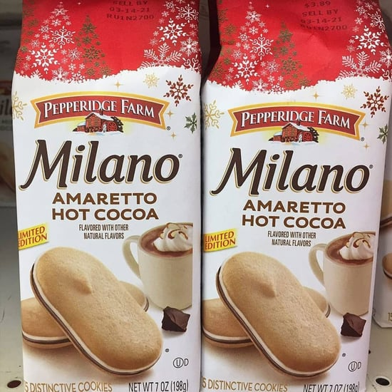 Pepperidge Farm's New Amaretto Hot Chocolate Milano Cookies