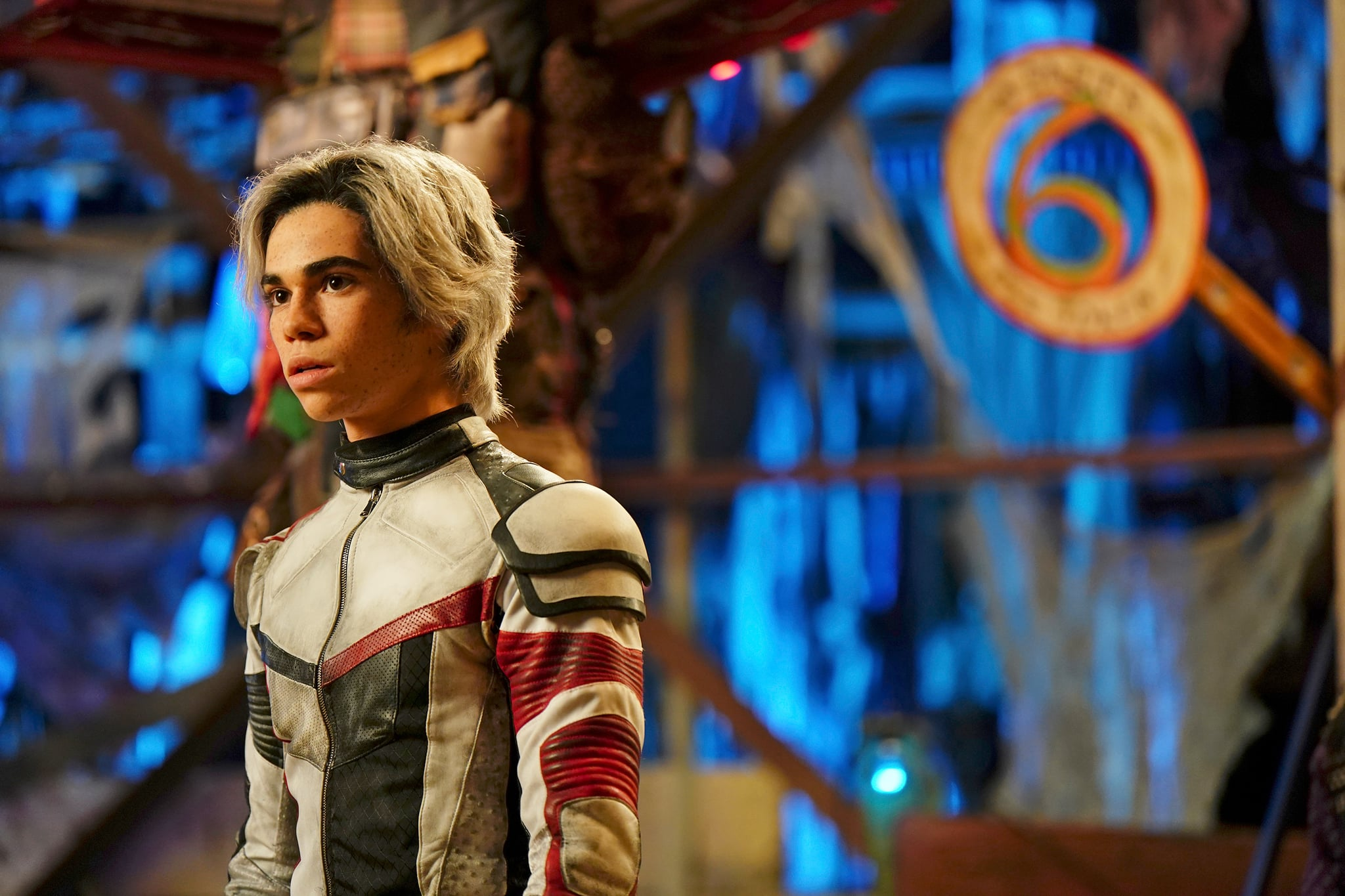 DESCENDANTS 3, Cameron Boyce, tv movie, (aired August 2, 2019), ph: David Bukach / Disney Channel / courtesy Everett Collection