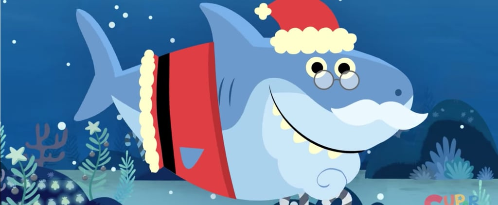 Baby Shark Christmas Song Called Santa Shark