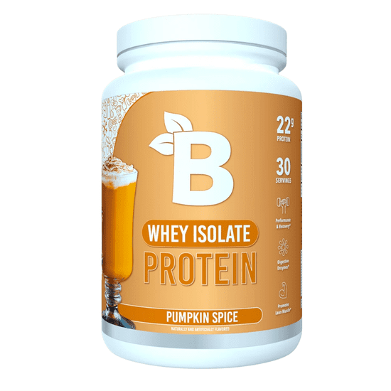 Bloom Nutrition Whey Protein Powder Fall Flavors