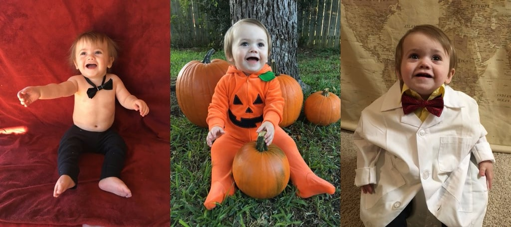 how 1 mom shopped in her closet for her babyu0027s multiple halloween costumes