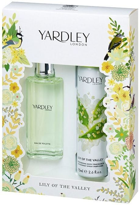 Yardley London Lily of the Valley Gift Set (£10)