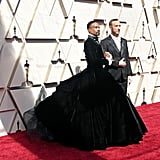Billy Porter Christian Siriano Gown at the 2019 Oscars