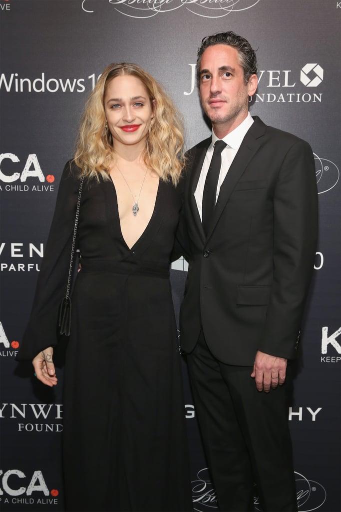 Jemima Kirke and Michael Mosberg