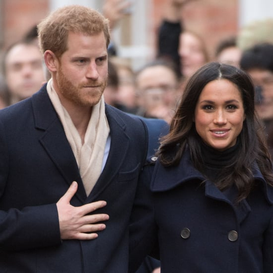 Lifetime Movie About Meghan Markle and Prince Harry