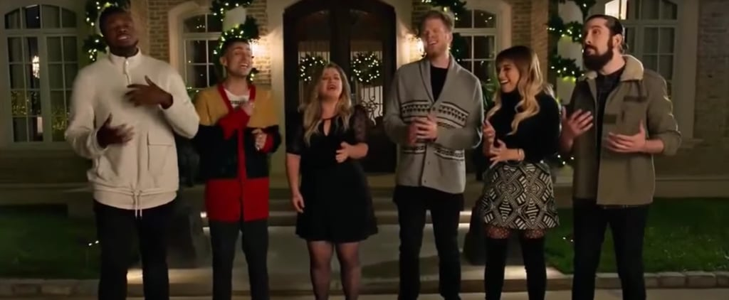 "Pentatonix and Kelly Clarkson's Performance of ""I'll Be Home For Christmas"" Will Soothe Your Soul"