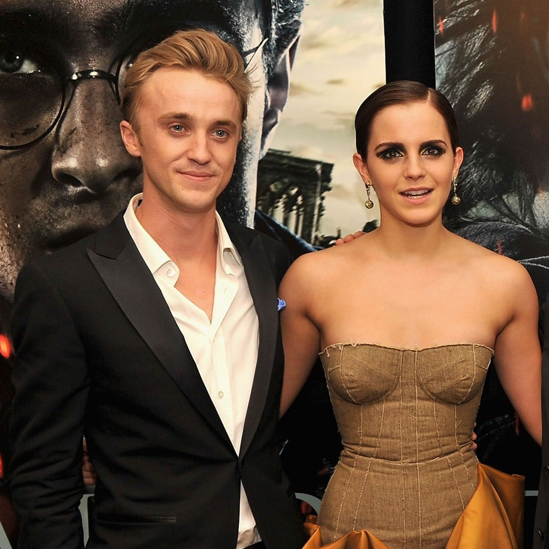 Emma Watson And Tom Felton Photos Popsugar Celebrity Uk