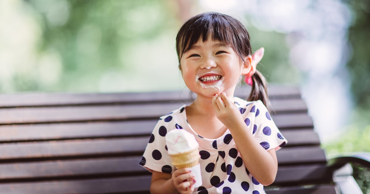 I Usually Limit My Child's Sugar, but I Let Her Eat Ice Cream Every Day in Summer.jpg