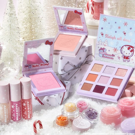 ColourPop x Hello Kitty Holiday Makeup Collection 2020