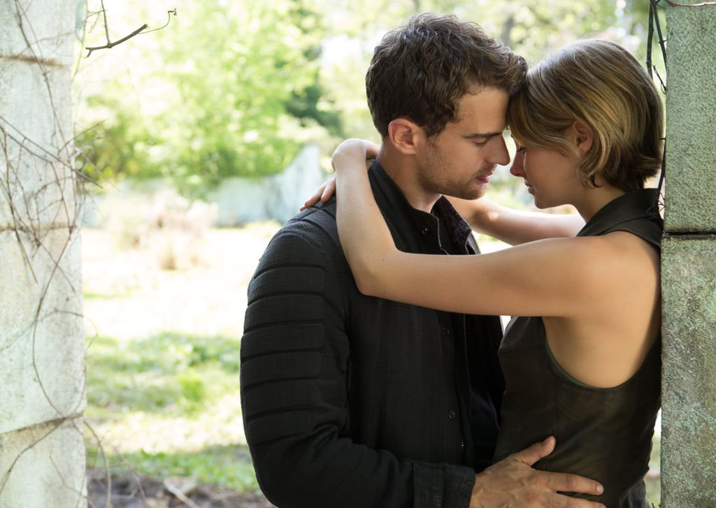 Variant are the two main characters in divergent dating and the